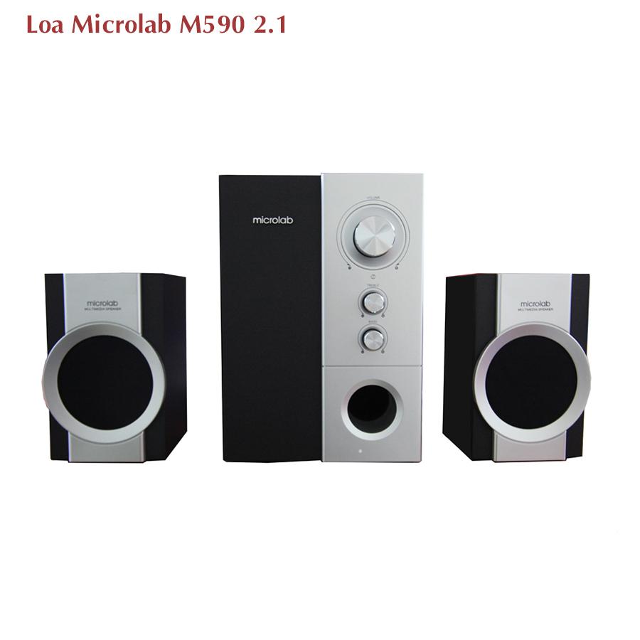 Loa vi tính Microlab M590/2.1 | Thiên An Computer